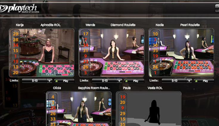 Angenehmes Bet365 Casino Ambiente