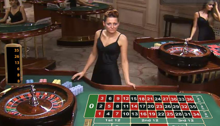 Die Live Roulette Dealers bei EuroGrand Casino