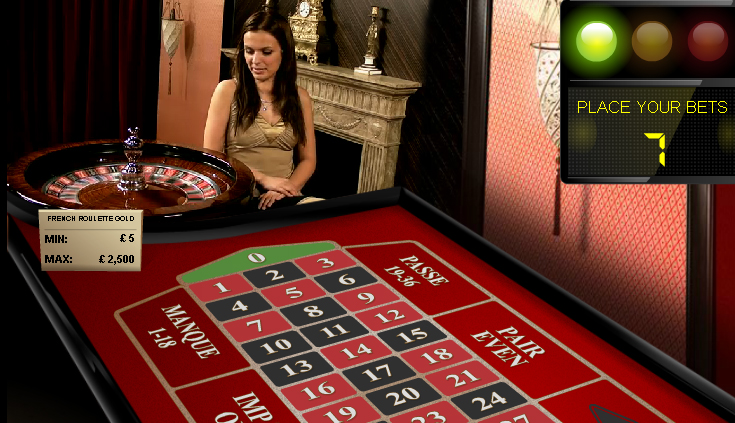 Live Roulette Croupiers bei Party